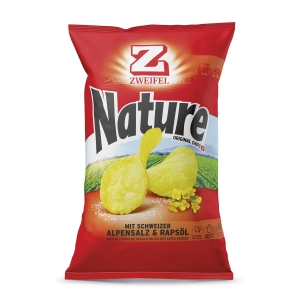 Zweifel Original Chips Nature 175 g