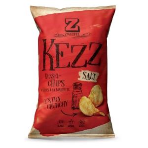 Zweifel Kezz Extra Crunchy Chips Salt 110 g