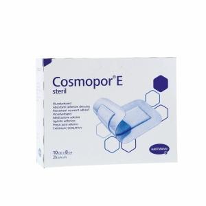 Cosmopor E steriler Wundverband, 10x8 cm, Packung à 25 Stück