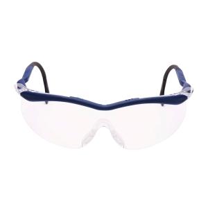 Schutzbrille 3M QX2000, Filtertyp 2C, blau, Scheibe farblos