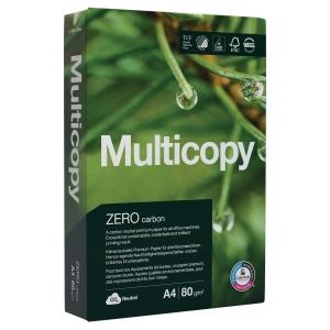 Kopierpapier Multicopy Zero A3 80 g/m2, FSC, Pk. à 500 Blatt