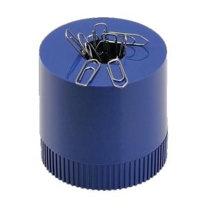 Büroklammern-Spender Arlac Clip-Boy 211, royalblau