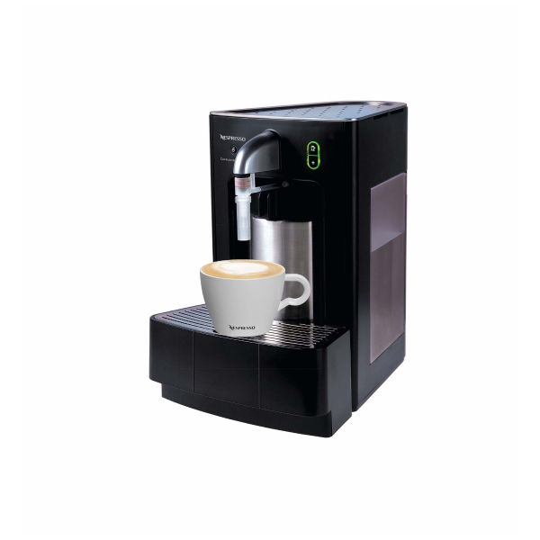 nespresso cappuccinatore cs 20 pro milchschaum auf kno. Black Bedroom Furniture Sets. Home Design Ideas