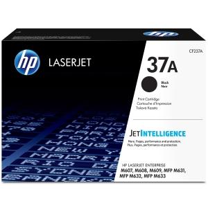 HP 37A CF237A laservärikasetti musta