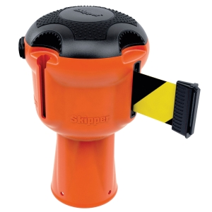 Skipper rajausnauha oranssi musta/keltainen