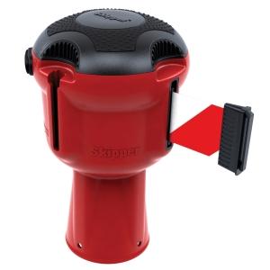 Skipper rajausnauha punainen puna/valkoinen