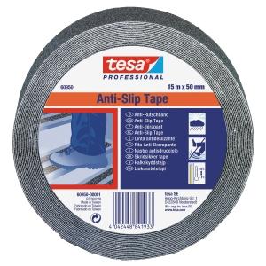 Tesa 60950 anti-slip teippi 50mmx15m musta