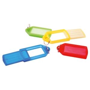 Pavo 8014569 avaimenperä, värilajitelma, myyntierä 1 kpl = 10 avaimenperää