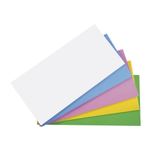 Legamaster Magic Chart lappu 10x20 lajitelma, myyntierä 1 kpl = 250 lappua