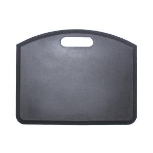 GetUpMat seisontamatto 64 x 51,5 x 2,1 cm tummanharmaa