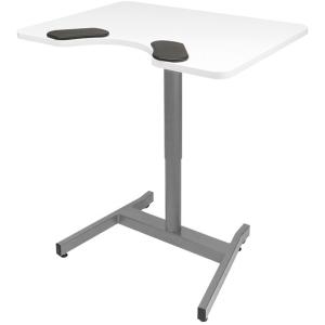 Salli työpöytä 93x73cm valkoinen