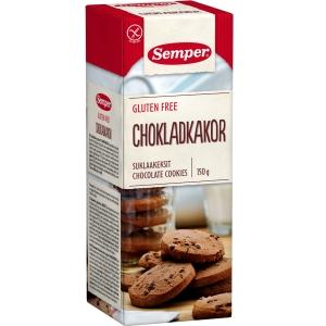 Semper suklaakeksi gluteeniton 150g