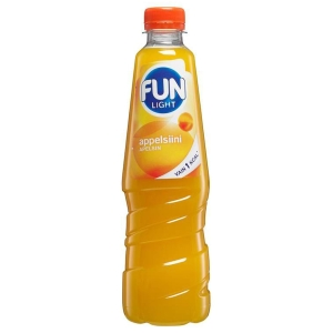Fun light appelsiini mehutiiviste 0,5l