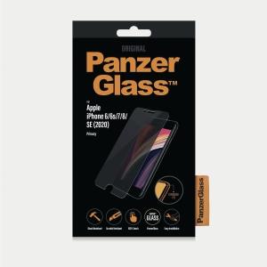 PanzerGlass panssarilasi iPhone 6/6s/7/8 tietoturvasuojalla