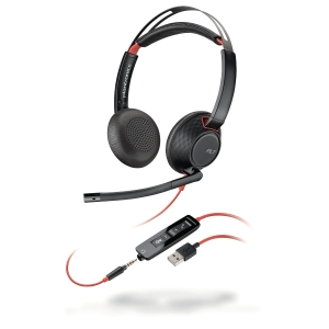 Plantronics Blackwire 5220 USB-A sankaluurit stereo