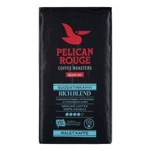 Pelican Rouge Rich Blend -suodatinkahvi 500 g