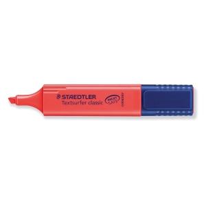 Staedtler Textsurfer 364 korostuskynä viisto 1-5 mm, punainen