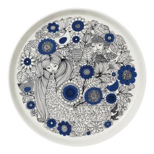 Arabia Pastoraali lautanen 24 cm, myyntierä 1 kpl = 6 lautasta