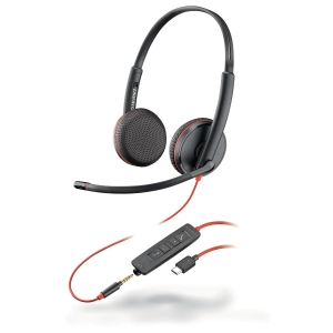 Plantronics Blackwire C3225 USB-C stereo sankaluurit