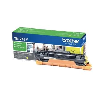 Brother TN-243Y laservärikasetti keltainen