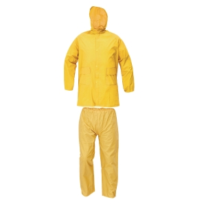 Cerva Hydra -sadeasu, keltainen XL
