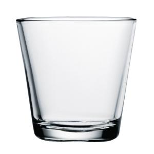 Kartio juomalasi 20cl, kirkas 1kpl=2 lasia