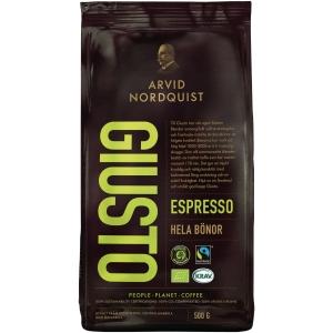 Arvid Nordquist Giusto espresso -papu 500 g