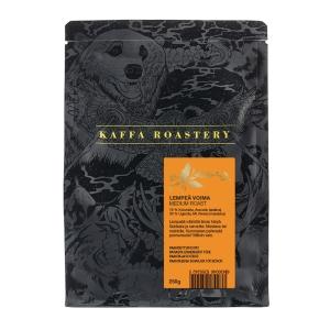 Kaffa Roastery Lempeä Voima -kahvi, suodatinjauhatus 250 g