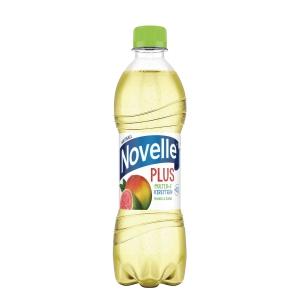 Hartwall Novelle Plus kivennäisvesi Multi B+C 0,5L, 1 kpl=24 pulloa