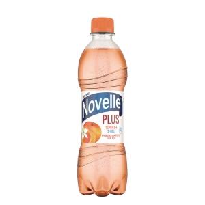 Novelle Plus Sinkki+E 0,5L, myyntierä 1 kpl = 24 pulloa