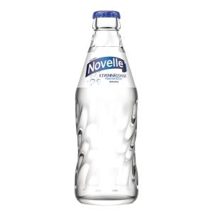 Novelle kivennäisvesi 0,3L, myyntierä 1 kpl = 24 pulloa