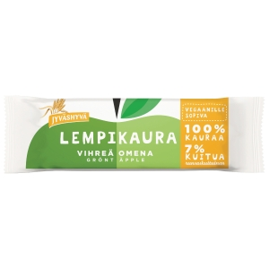 BX20 LEMPIKAURA BISCUIT GREEN APPLE 30G