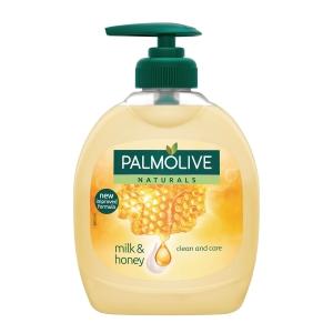 Palmolive nestesaippua Milk & Honey 300 ml