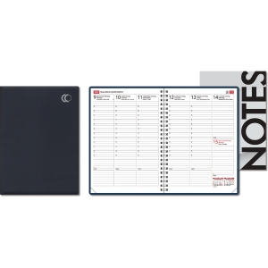 CC 2220 Viikkomuistio pöytäkalenteri 2020 A5, sininen