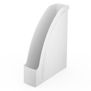 Leitz 2476 lehtikotelo, mitat: 78 x 278 x 300 mm, valkoinen