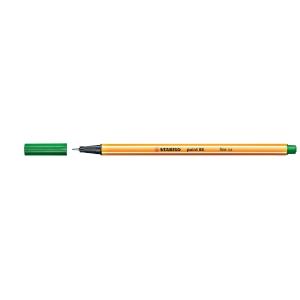 Stabilo Point 88 kuitukärkikynä 0,4 mm, vihreä