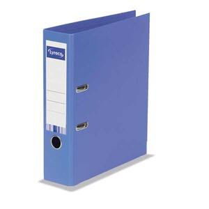Lyreco mappi A4 80mm, PP, sininen
