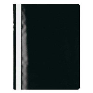 Lyreco Budget pikanitojakansio A4 PP, musta