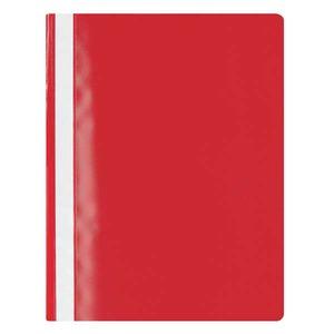 Lyreco Budget pikanitojakansio A4 PP, punainen