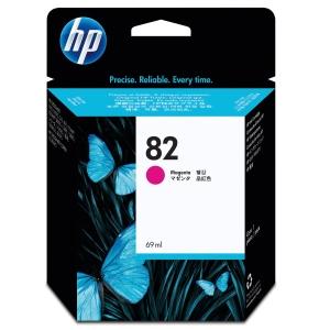 HP No. 82 C4912A Mustesuihkupatruuna magenta