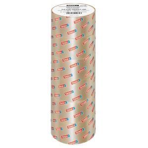 Tesa 4100 pakkausteippi 50x66m kirkas, myyntierä 1 kpl = 6 rullaa