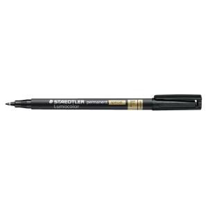 Staedtler Lumocolor 319F merkintäkynä 0,6mm, musta