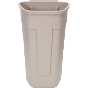 RUBBERMAID WASTE CONTAINER 100L BEIGE