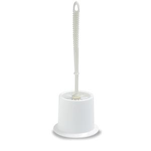 Wc harja valkoinen muovi