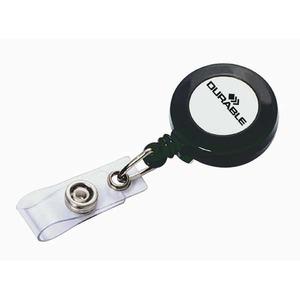Durable 8152 jojo nimikorttikotelolle musta, pakkauksessa 10 kpl