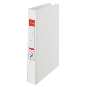 Esselte 14449 2-rengaskansio A4 valkoinen
