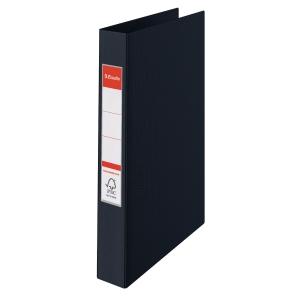 Esselte 14454 2-rengaskansio A4 35mm musta