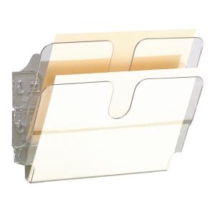 Durable seinäteline A4 vaaka, myyntierä 1 kpl = 2 seinätelinettä