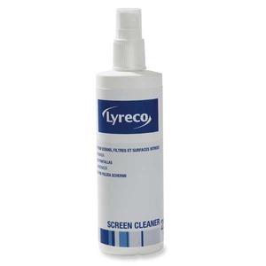 Lyreco puhdistussuihke tietoturvasuojille ja näytöille 250 ml