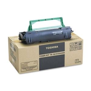 Toshiba TK-18 Värikasetti musta POISTO